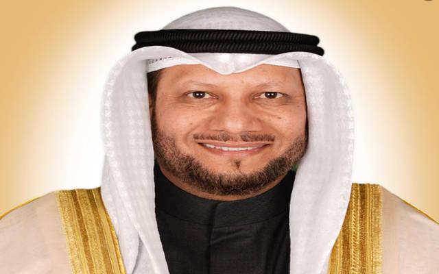 براك الشیتان وزیر المالیة الكویتي