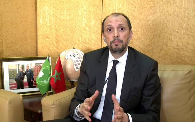 الوزير المنتدب لدى وزير الشؤون الخارجية والتعاون الإفريقي والمغاربة المقيمين بالخارج محسن الجزولي