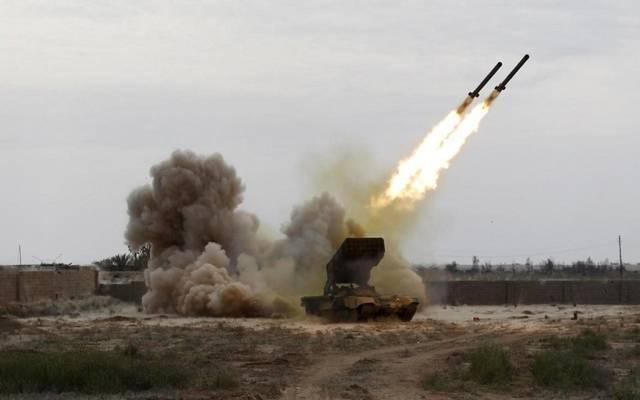 لم يذكر الناطق الرسمي لقوات التحالف بأن كانت هناك خسائر جراء إطلاق هذا الصاروخ أَمْ لا