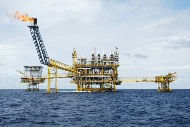 Total sales of gas stood at 1.63 trillion square feet