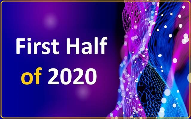 إنفوجراف.. أفضل وأسوأ الأصول العالمية أداءً بالنصف الأول من 2020