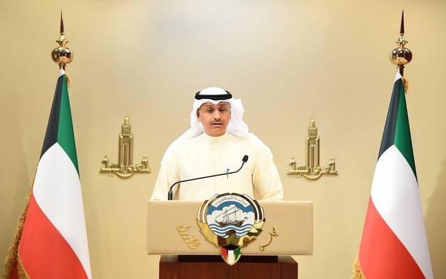 رئیس مركز التواصل الحكومي الناطق الرسمي باسم الحكومة الكویتیة طارق المزرم