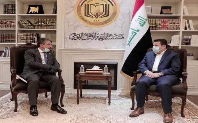 الكويت والعراق يبحثان استعدادات انعقاد اللجنة المشتركة