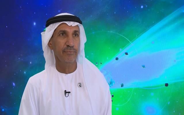 مدير عام وكالة الإمارات للفضاء، محمد ناصر الأحبابي