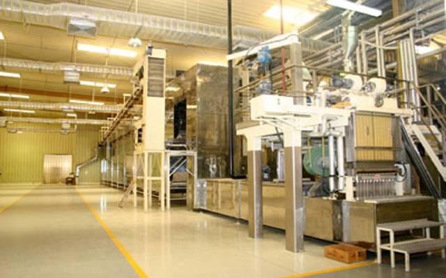 مصنع تابع لشركة وفرة للصناعة والتنمية