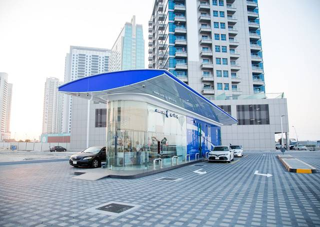 The company is planning to open 6-11 additional stations in Dubai