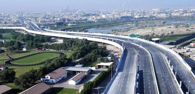 RTA opens Parallel Roads Project at Godolphin