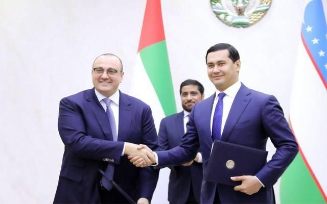 صورة من توقيع الاتفاقيات