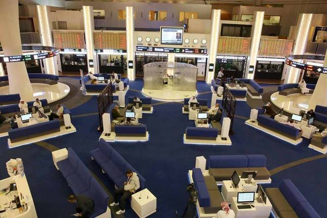 The market cap value decreased by AED 390m