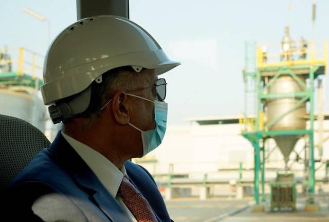 مسؤول: أبراج تجزئة الغاز الطبيعي بالبصرة تستهدف إضافة 400 مليون قدم مكعب