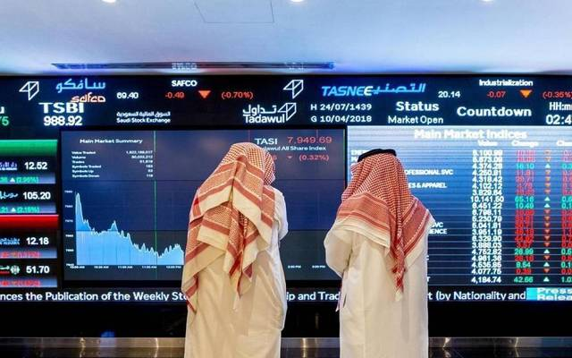 Saudi ownership on the Saudi bourse dipped by SAR 86 billion last week.