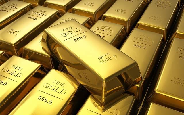 هبط سعر العقود الآجلة للذهب بنسبة 1.8% إلى 1293.2 دولار للأوقية