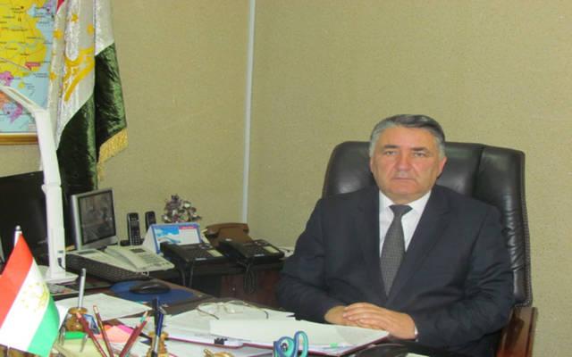 وزیر المواصلات بطاجیكستان خدایار زاده