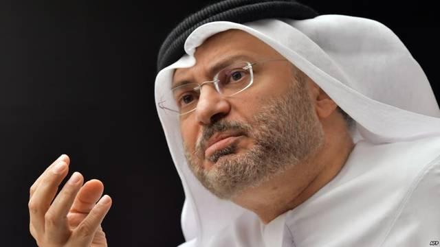 أنور قرقاش - وزير دولة الإمارات للشؤون الخارجية