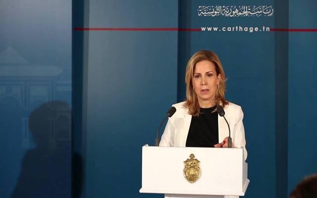 سلمى اللومي -  وزيرة السياحة والصناعات التقليدية بالحكومة التونسية