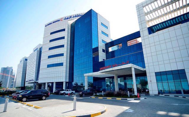 أحد مقرات شركة الخليج للمشاريع الطبية