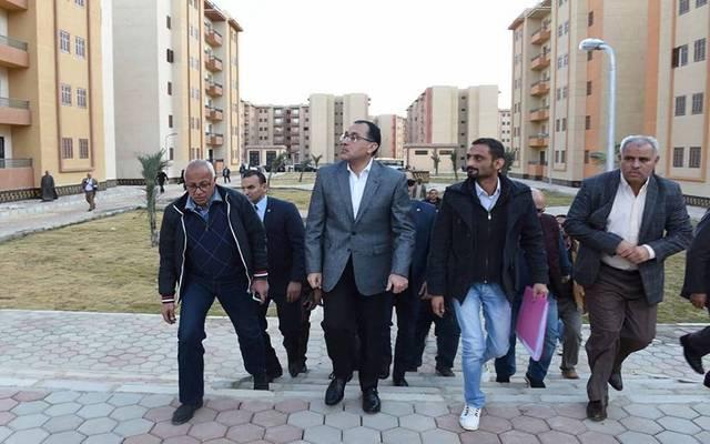موقع جديد لتنفيذ 29088 وحدة في العبور الجديدة بالإسكان الاجتماعي