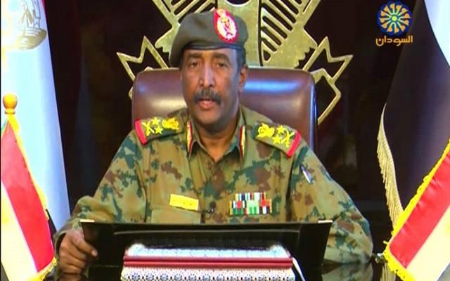 رئيس المجلس العسكري الانتقالي في السودان الفريق أول ركن عبد الفتاح البرهان