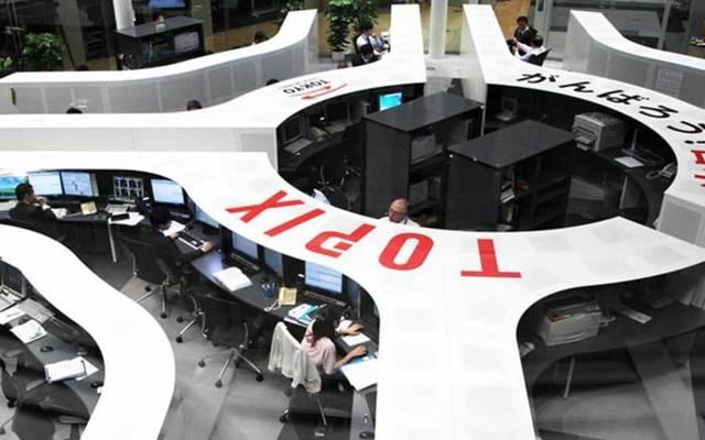 """ارتفاع الأسهم اليابانية عند الإغلاق مع مكاسب """"وول ستريت"""""""