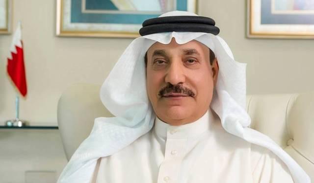 وزير العمل والتنمية الاجتماعية في مملكة البحرين جميل بن محمد علي حميدان