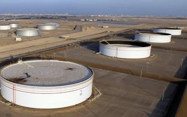 أحد حقول النفط في الكويت