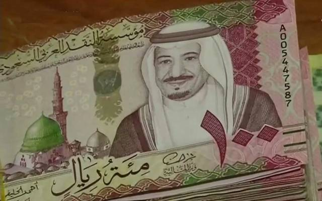عملة سعودية- فئة 100 ريال