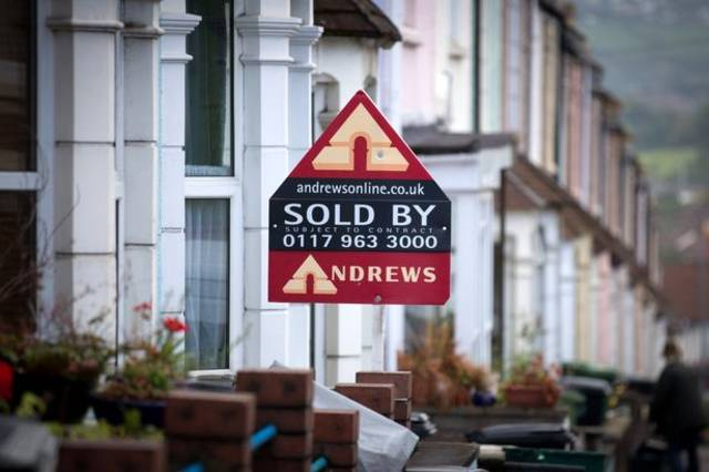 UK house prices grow 1.4% in March