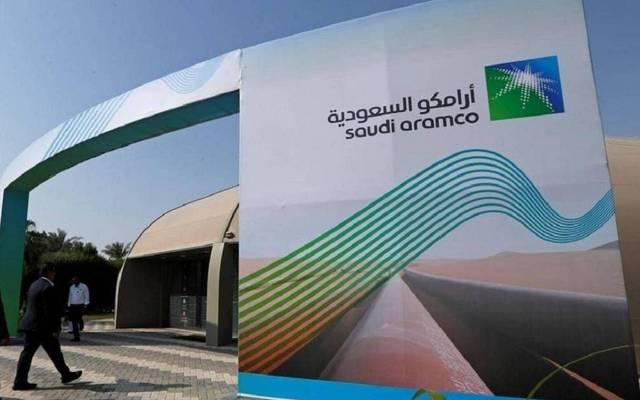 """إنفوجرافيك.. """"أرامكو"""" تقود 10 شركات لاقتناص 95% من أرباح السوق السعودي بـ2019"""
