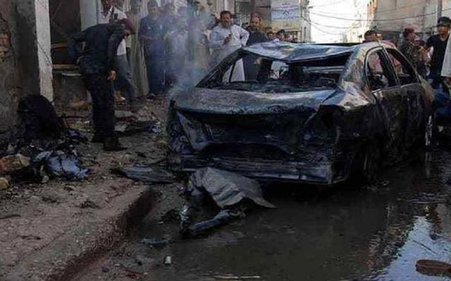 وكالة: ارتفاع حصيلة تفجير الموصل الإرهابي إلى 5قتلى و8جرحى