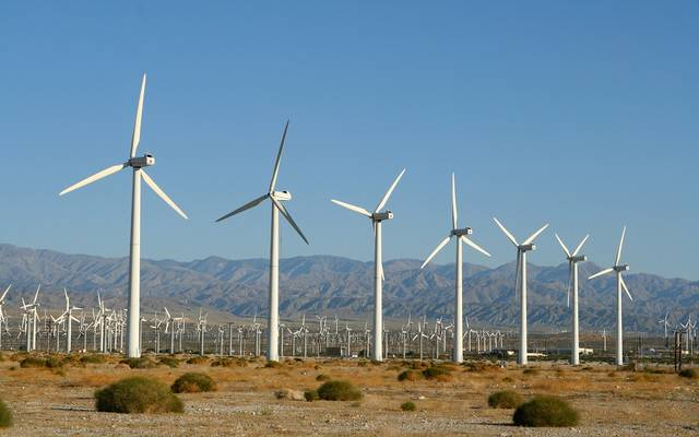 توليد الكهرباء من طاقة الرياح- أرشيفية