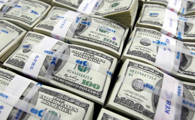 استثمارات مملكة البحرين في السندات الأمريكية