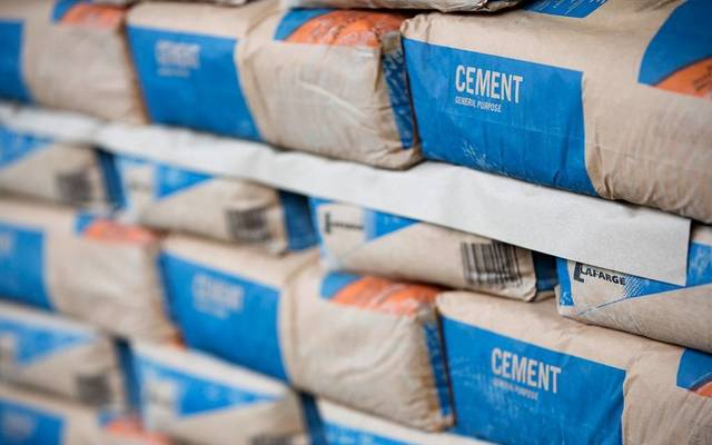 The cement producer's sales amounted to 870,000 tonnes in Q4-17