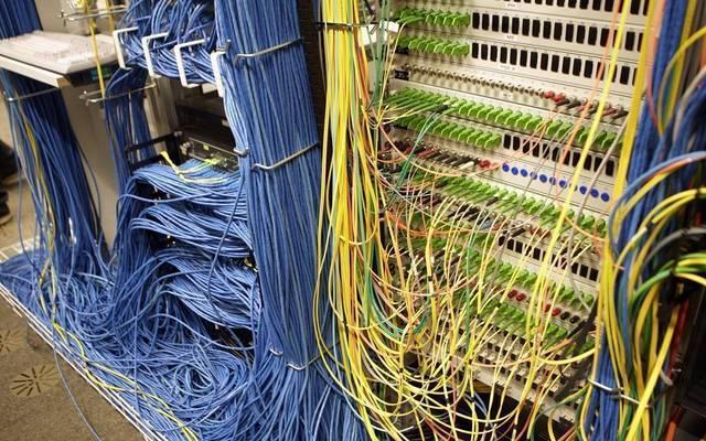 تجهيز شبكات الاتصالات