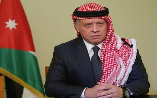 العاهل الأردني الملك عبدالله الثاني بن الحسين