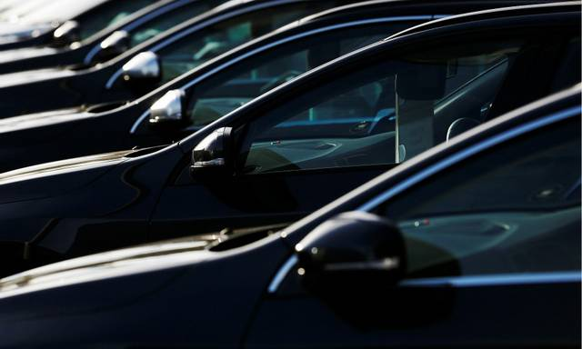European auto sales drop for 6th straight month