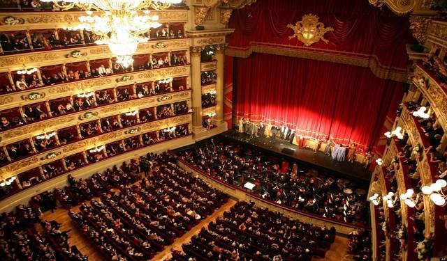 Saudi Arabia seeks multi-million dollar partnership with Milan's opera house