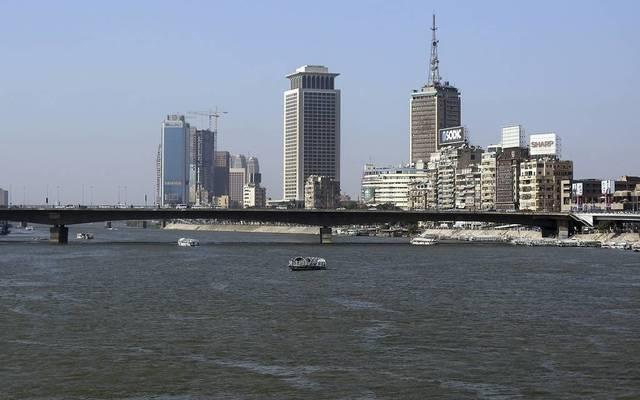 الصورة من العاصمة القاهرة