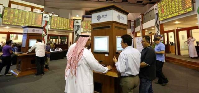 الأجانب والمؤسسات يكثفان شراء أسهم دبي