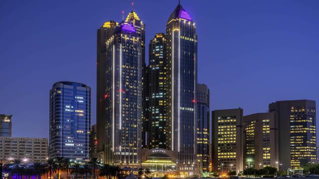 أحد فنادق إمارة أبوظبي