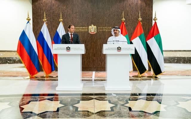 عبدالله بن زايد يترأس أعمال اللجنة المشتركة بين الإمارات وروسيا
