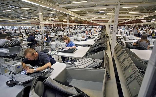 الإنتاج الصناعي بالولايات المتحدة يتراجع بعكس التوقعات