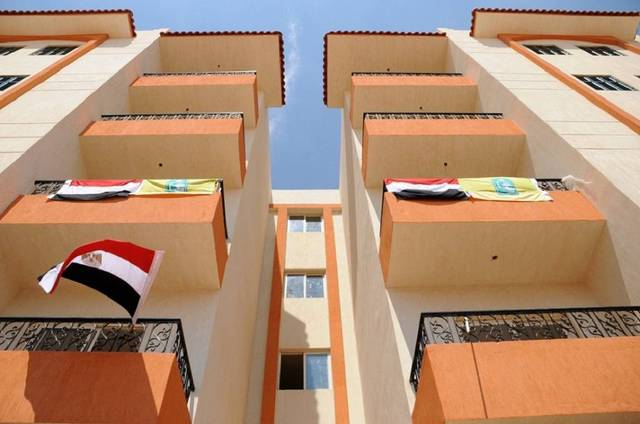 Egypt builds residential units for limited-income people at EGP 19.95bn cost