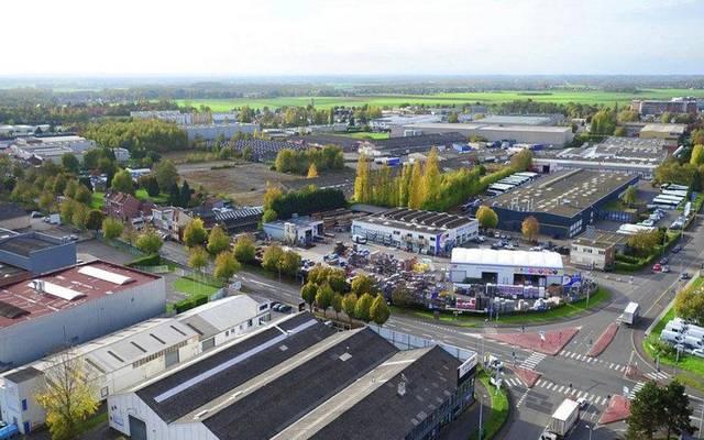 منطقة صناعية - أرشيفية
