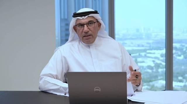 خالد البستاني مدير عام الهيئة الاتحادية للضرائب