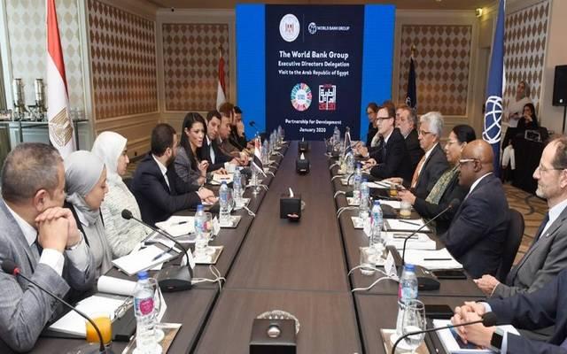 """8 مليارات دولار حجم محفظة التعاون بين مصر و""""البنك الدولي"""""""