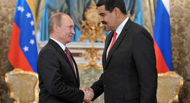 Venezuela inks oil, gold investment with Russia