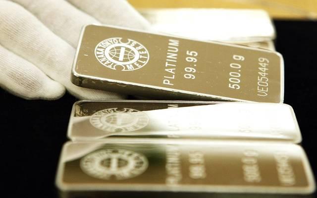 كسر البلاتنيوم حاجز الـ1000 دولار خلال تعاملات 7 سبتمبر