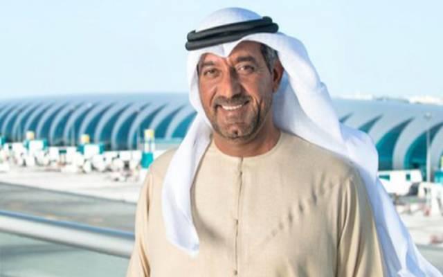 """الشيخ أحمد بن سعيد آل مكتوم الرئيس الأعلى الرئيس التنفيذي لـ""""طيران الإمارات"""""""