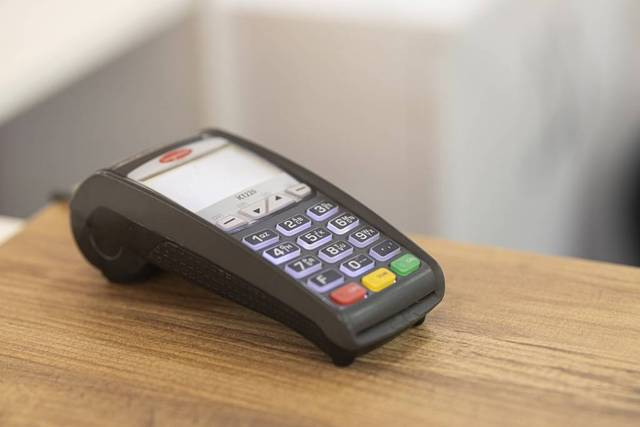 POS sales volume fell 14.87% monthly in July