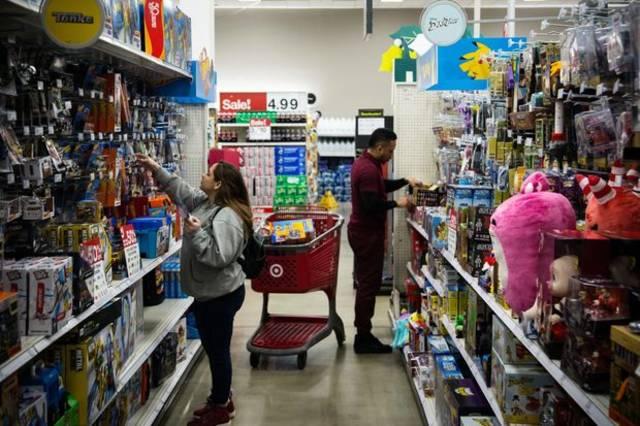 US consumer sentiment records slight change in early November